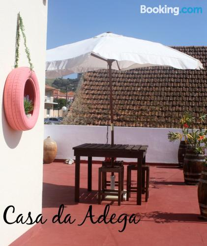 Place in Quinta do Anjo with heat