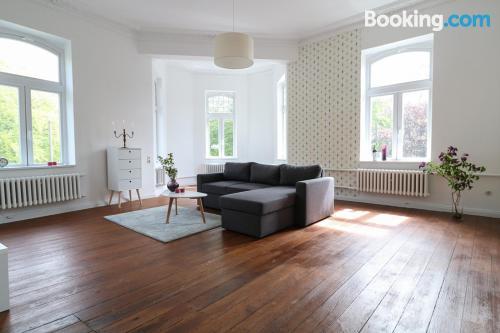 Apartamento en Flensburg. Perfecto para cinco o más