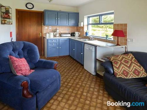 Place in Ventry. Comfy!
