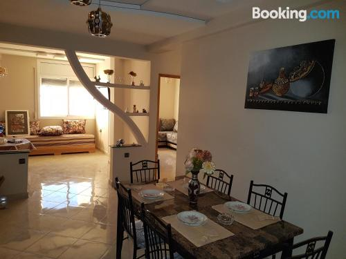 105m2 apartment in Oujda. Perfect for 6 or more