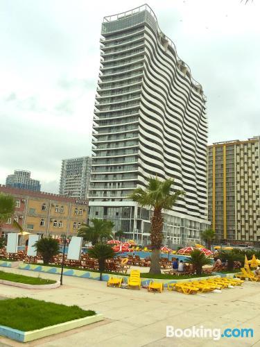 Home in Batumi. Good choice!