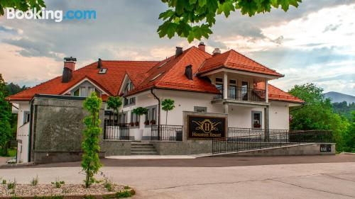 Apartment for two in Radovljica.