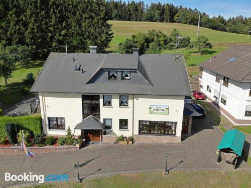 Apartamento para dos personas en Kottenborn con terraza