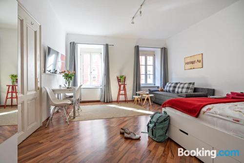 Apartamento con cuna en Innsbruck con internet