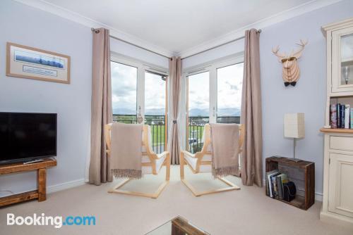 Ideal, dos habitaciones con conexión a internet