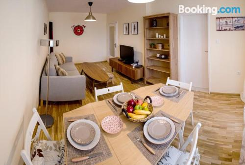 Apartamento con aire acondicionado en Varna.