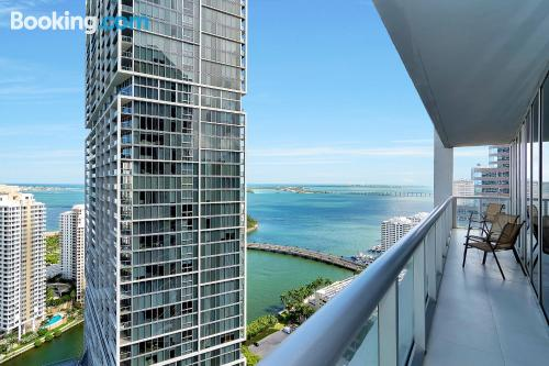 Place in Miami. For 2 people