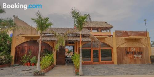 Apartamento con aire acondicionado en Zihuatanejo
