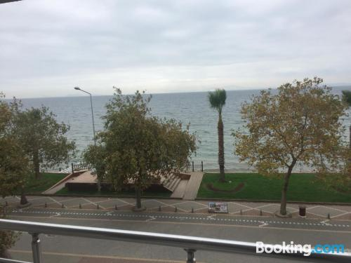 Home with wifi in midtown of Yalova.
