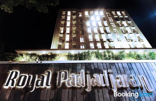 Cuco apartamento dos personas en Bogor