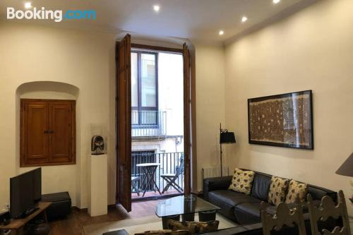 Enormous, three rooms with terrace!.