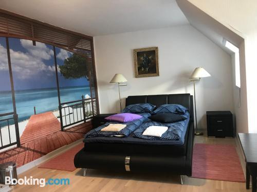 Apartamento de una habitación en Nykøbing Sjælland con wifi.