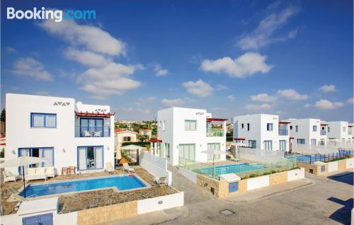Three-Bedroom Holiday Home in Chlorakas