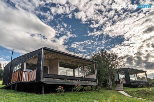 Ideal apartamento de una habitación con terraza y wifi