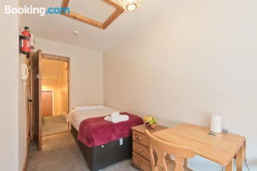 Apartamento para uno en Dublín con calefacción