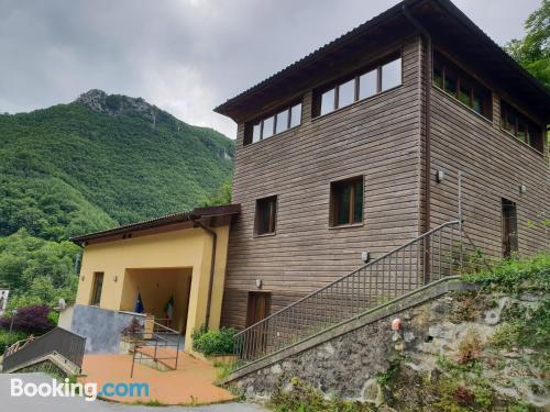 Apartamento para viajeros independientes en Fornovolasco