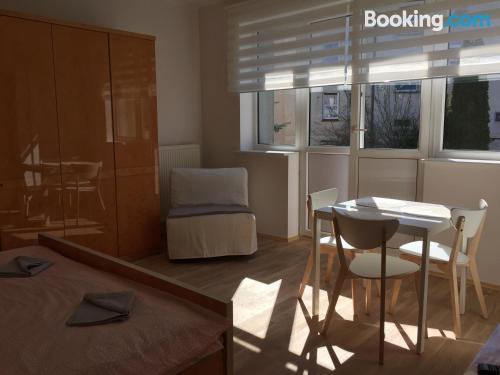 Apartamento en Gdynia con calefacción y internet