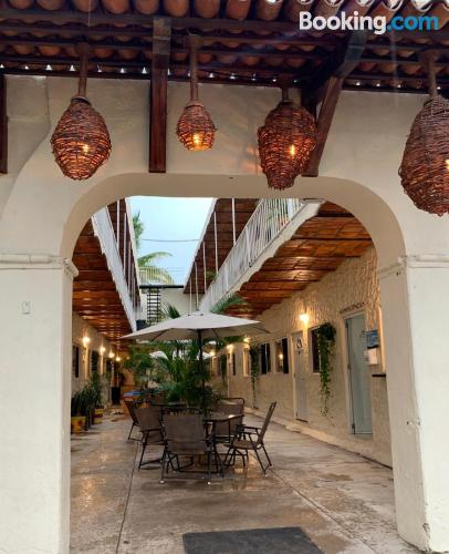Apartment with air-con. Rincon de Guayabitos is yours!