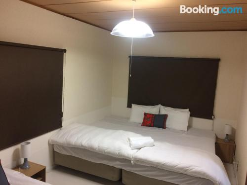 Apartamento con wifi y calefacción