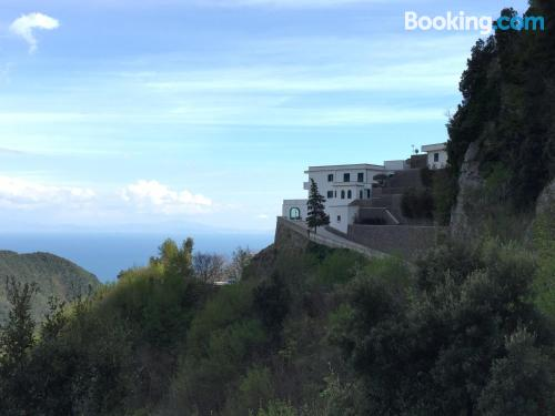 Terrace and internet place in Ravello. For two people.