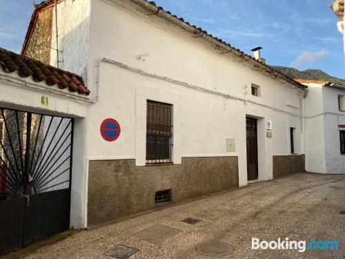 Superb location in Alájar with terrace!.