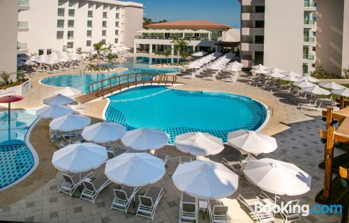 Swimming pool and internet apartment in Protaras. Terrace!