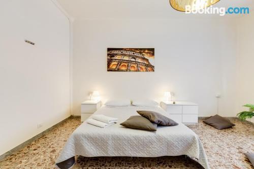 Apartamento bonito con calefacción