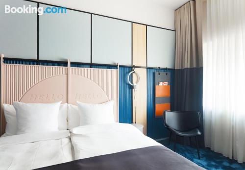 Place in Copenhagen. Ideal!