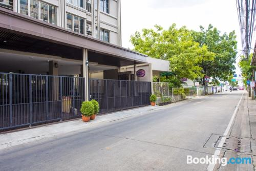 Convenient 1 bedroom apartment with terrace and wifi.