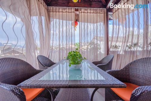 Apartment in Tengchong. Enjoy your terrace