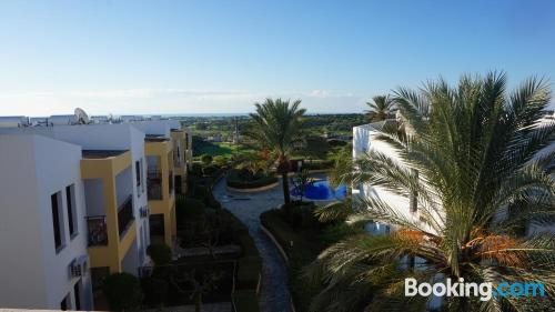One bedroom apartment in Mazotos with terrace