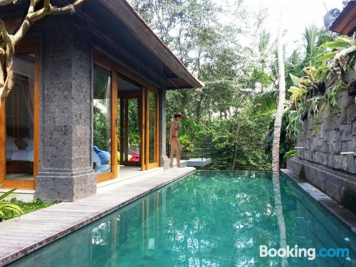 Little apartment in Ubud with terrace