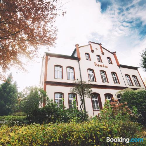 Place for couples in Bad Elster in great location