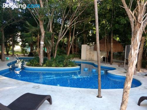 Apartment in Cancun for two