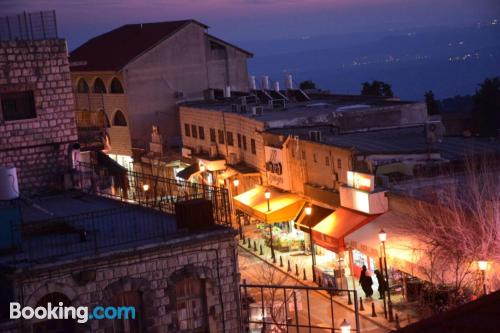 Home in Safed with terrace