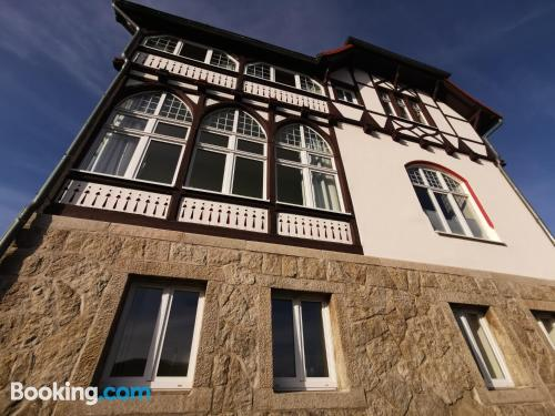Wernigerode is yours! With internet and terrace
