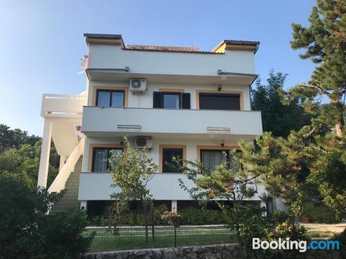 Apartamento con vistas en Baška