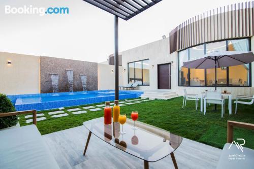 Apartamento de una habitación en Riad
