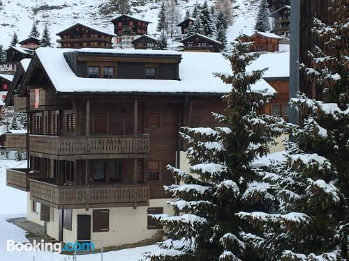 1 bedroom apartment in Riederalp for 2