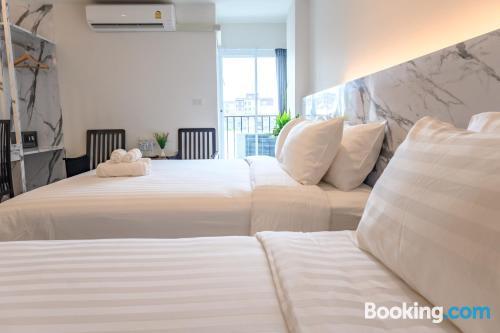 Apartamento para parejas en Bangkok.