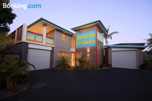 Comfortable place in Forster. 100m2!