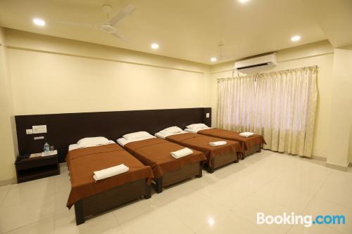 Apartamento de una habitación en Kolhapur. ¡Ideal!