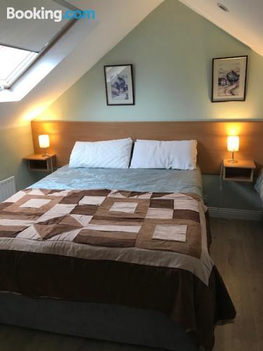 Ideal apartamento de una habitación en Dublín.