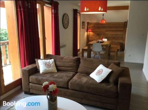 Espacioso apartamento de tres habitaciones ideal para familias