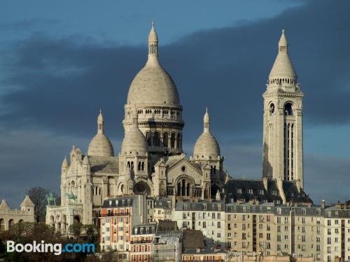 Ideal home in Paris.