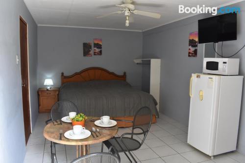 Práctico estudio en Oranjestad
