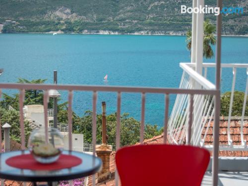 Small studio. Enjoy your terrace