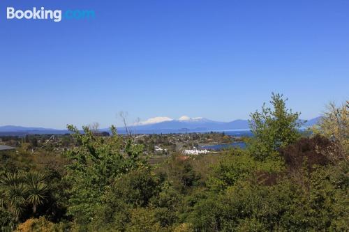 Home in Taupo with wifi