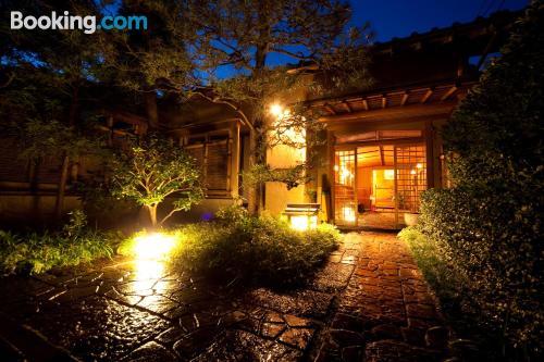 Apartamento en miniatura en Beppu.