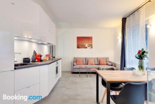 3 bedroom place. Convenient for groups
